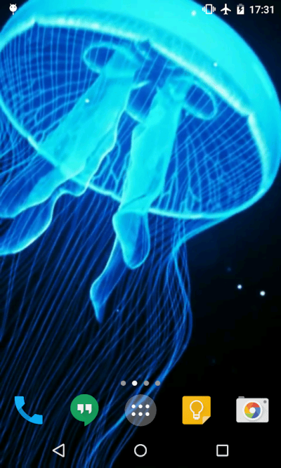 Jellyfish Live Wallpaper - Android Apps on Google Play