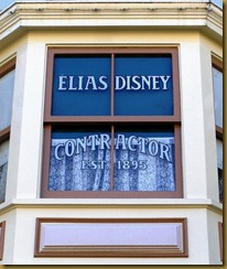 Elias Disney Window