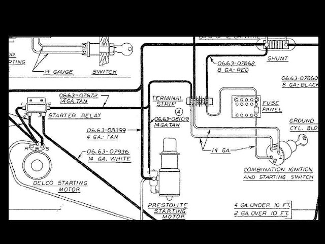 Chris Craft Wiring Diagram Electrical System - Wwwcaseistore \u2022