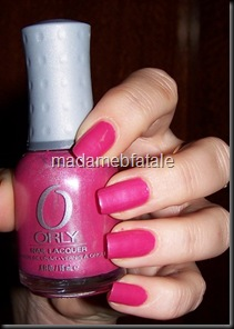 orly sterling rose pink