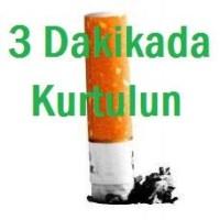 3 dakikada sigaray%C4%B1 b%C4%B1rakmak 3 Dakikada Sigarayı Bırakın!