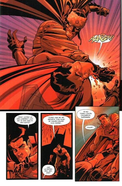 Superman Rojo - Batman