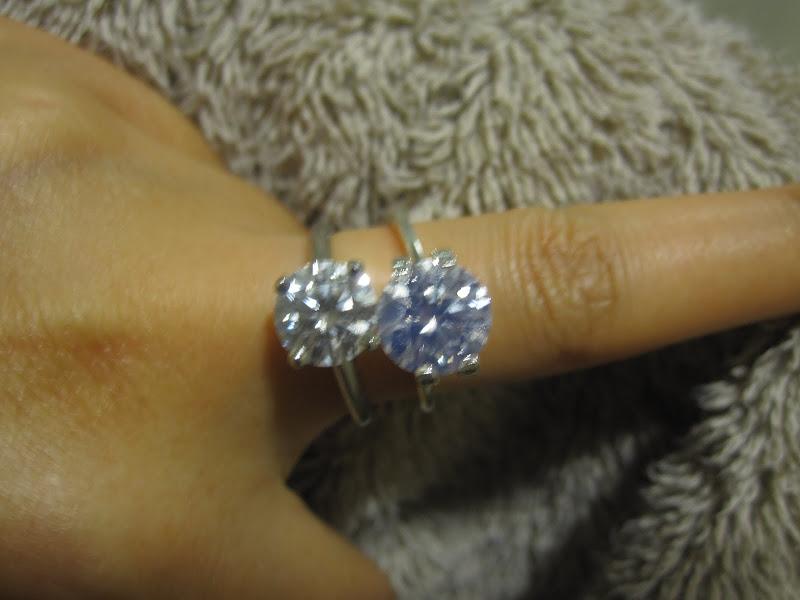 very Strong\u0027 Fluorescence On A G Color Diamondshould I Buy It