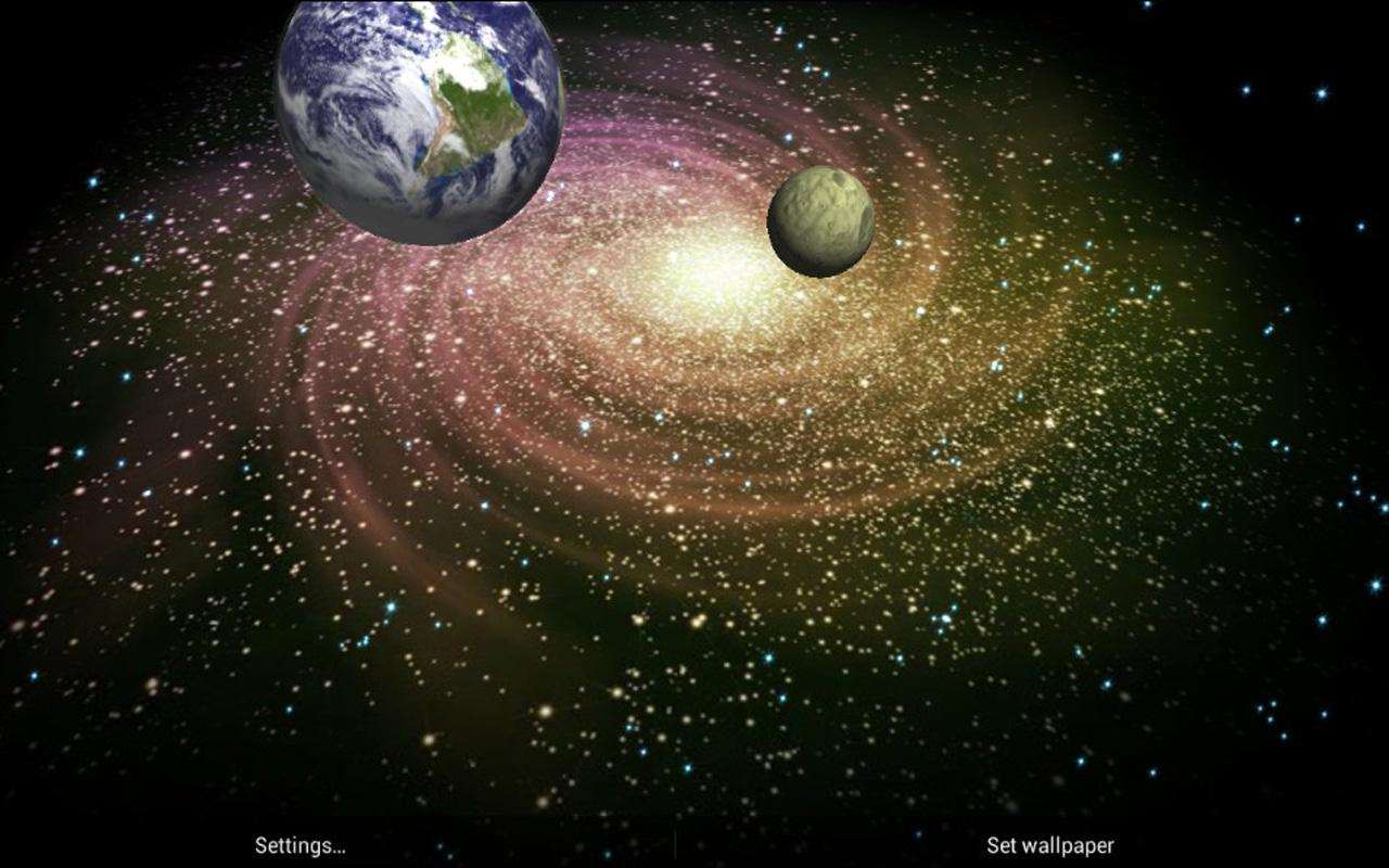 Asteroids 3d Live Wallpaper For Pc 3d Galaxy Live Wallpaper Android Apps Auf Google Play
