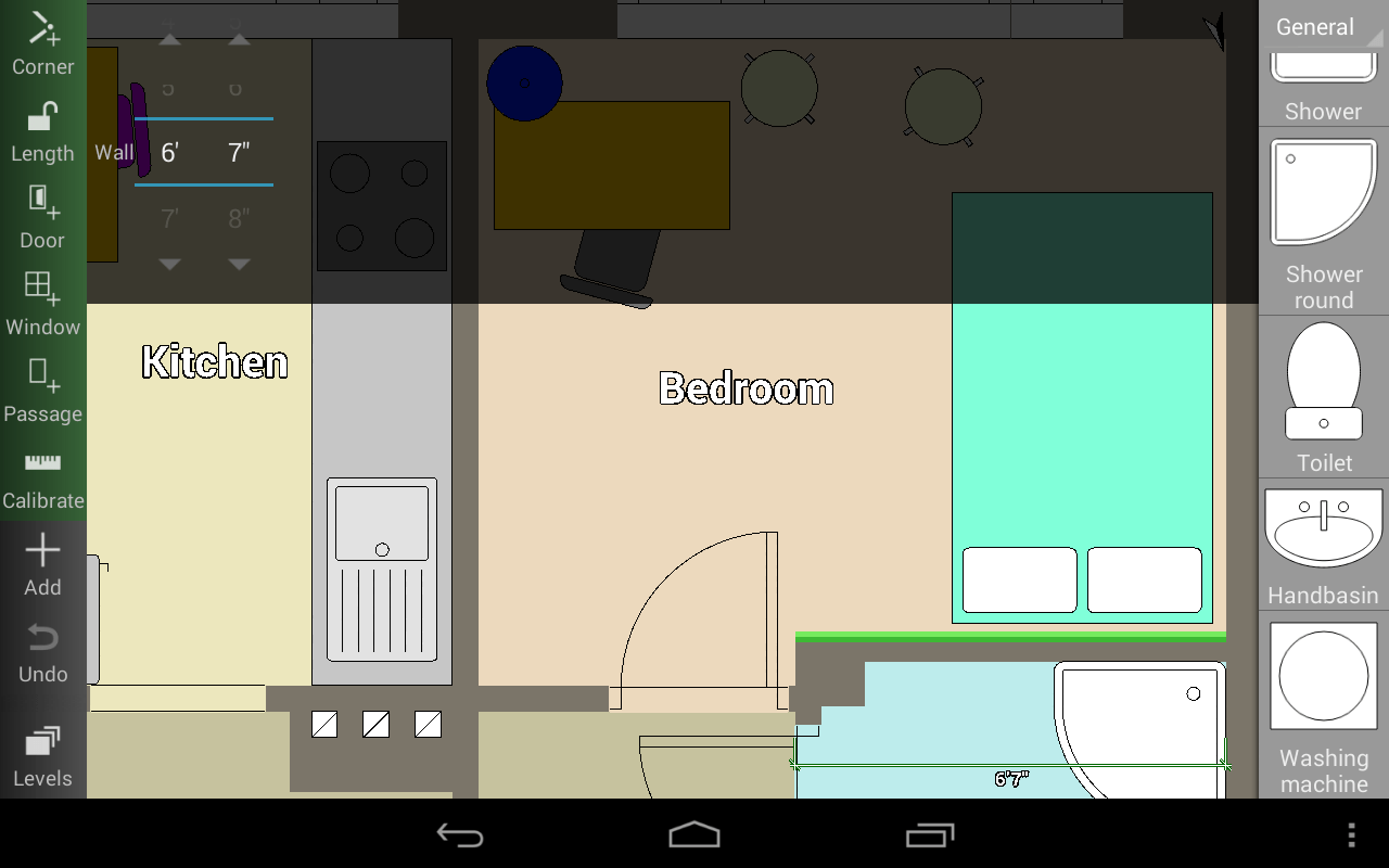 Kitchen Design Plan App Floor Plan Creator Android Apps On Google Play