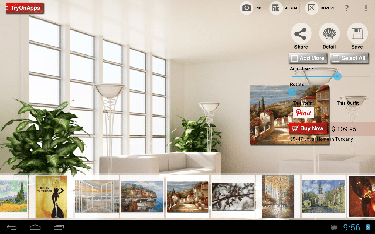 Take A Picture Of A Room And Design It App Virtual Home Decor Design Tool Android Apps On Google Play