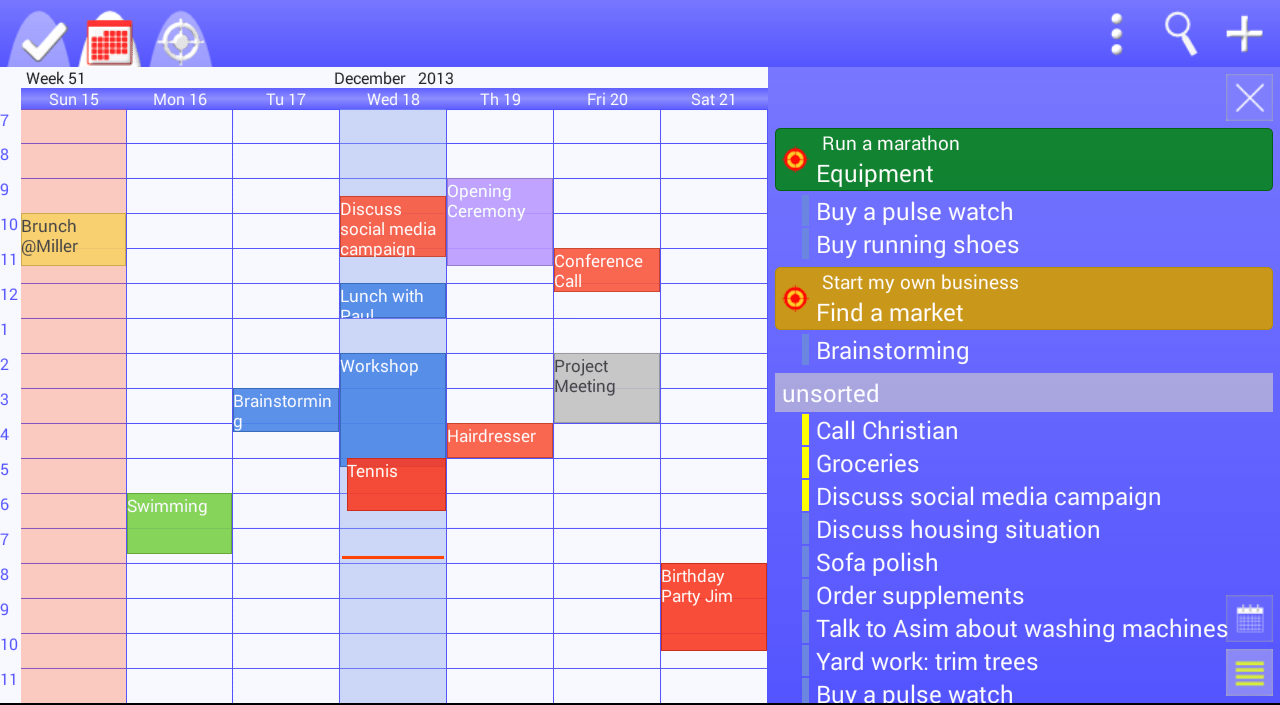 How Do I Create A Google Calendar View Google To Do Calendar Planner Android Apps On Google Play