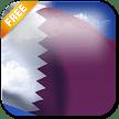 3D Qatar Flag Live Wallpaper APK