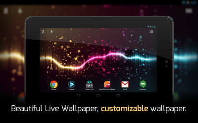 BLW Music Visualizer Wallpaper - Android Apps on Google Play