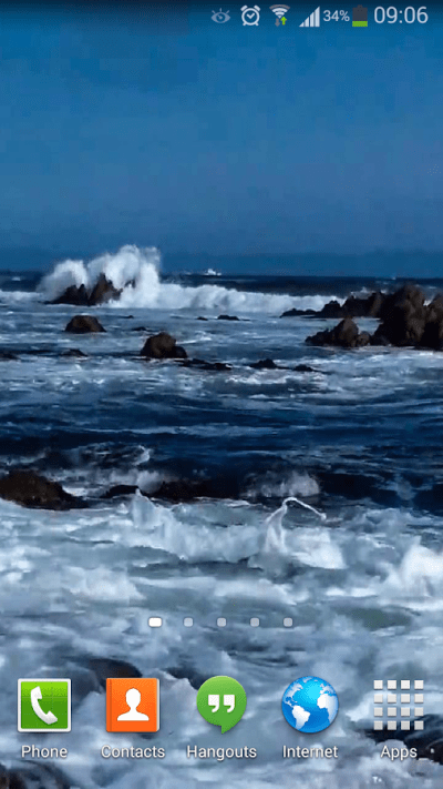 Ocean Waves Live Wallpaper 59 - Android Apps on Google Play