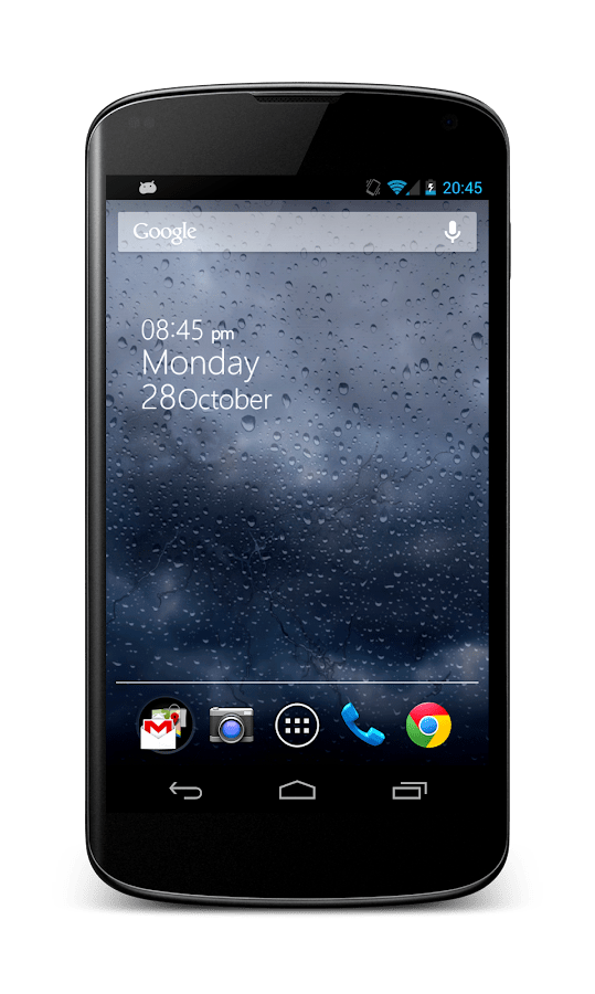3d Parallax Weather Live Wallpaper 3d Parallax Background Android Apps On Google Play