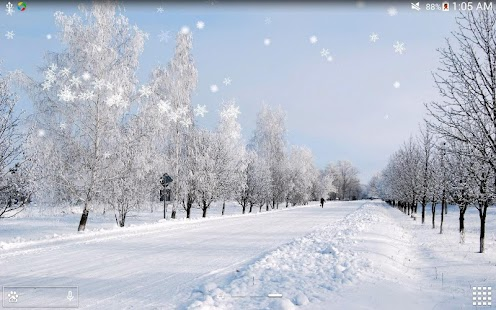 Snow Village 3d Live Wallpaper And Screensaver Winter Snow Live Wallpaper Hd Android Apps On Google Play