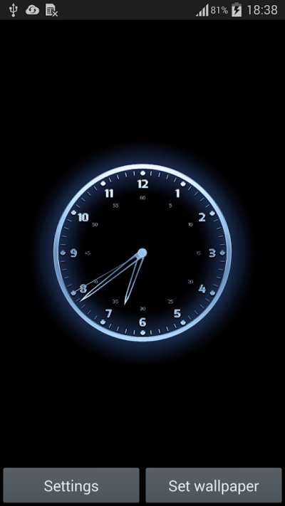 Live Clock Wallpaper - Android Apps on Google Play