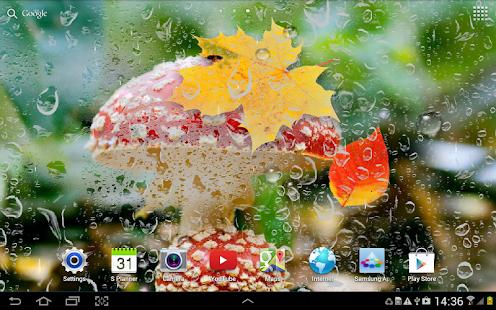 Falling Leaves Live Wallpaper Apk App Autumn Wallpaper Apk For Kindle Fire Download