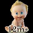 Baby Flashcards: 12+ Months APK