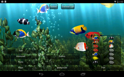 Aquarium Live Wallpaper Gratis – Android-Apps auf Google Play