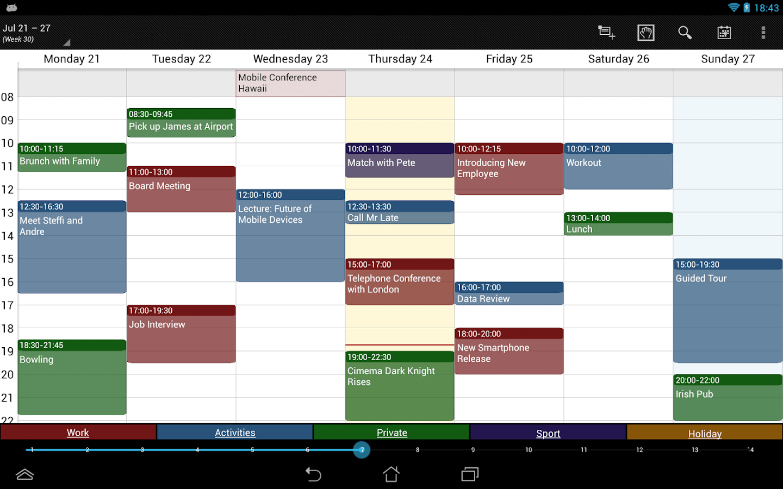 Best Calendar App Lifehacker  Business Calendar Pro Android Apps On Google Play