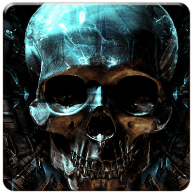 Download Skulls Live Wallpapers for PC