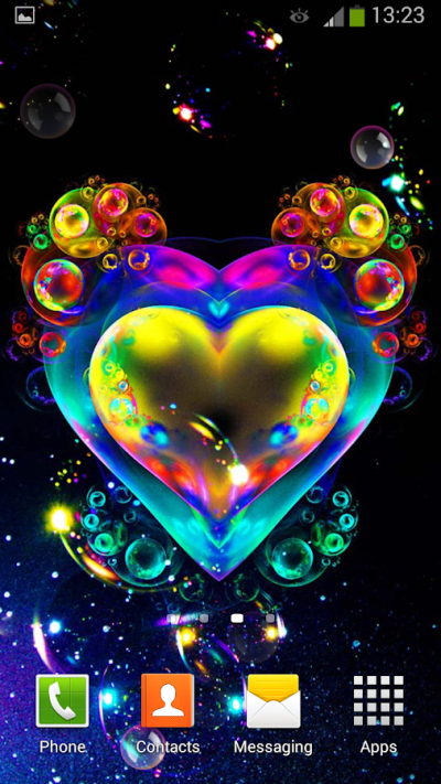Bubbles Live Wallpaper - Android Apps on Google Play