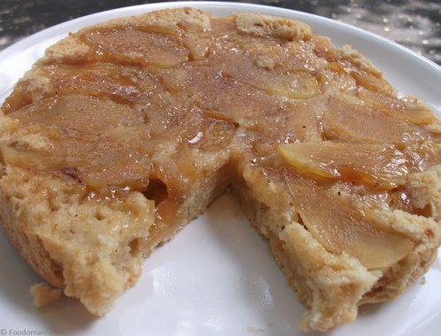 Apple Upside Down Cake Recipe