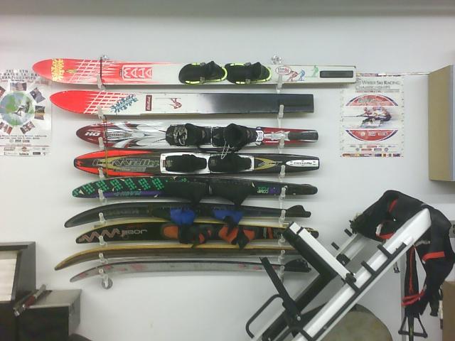 Custom Ski Racks