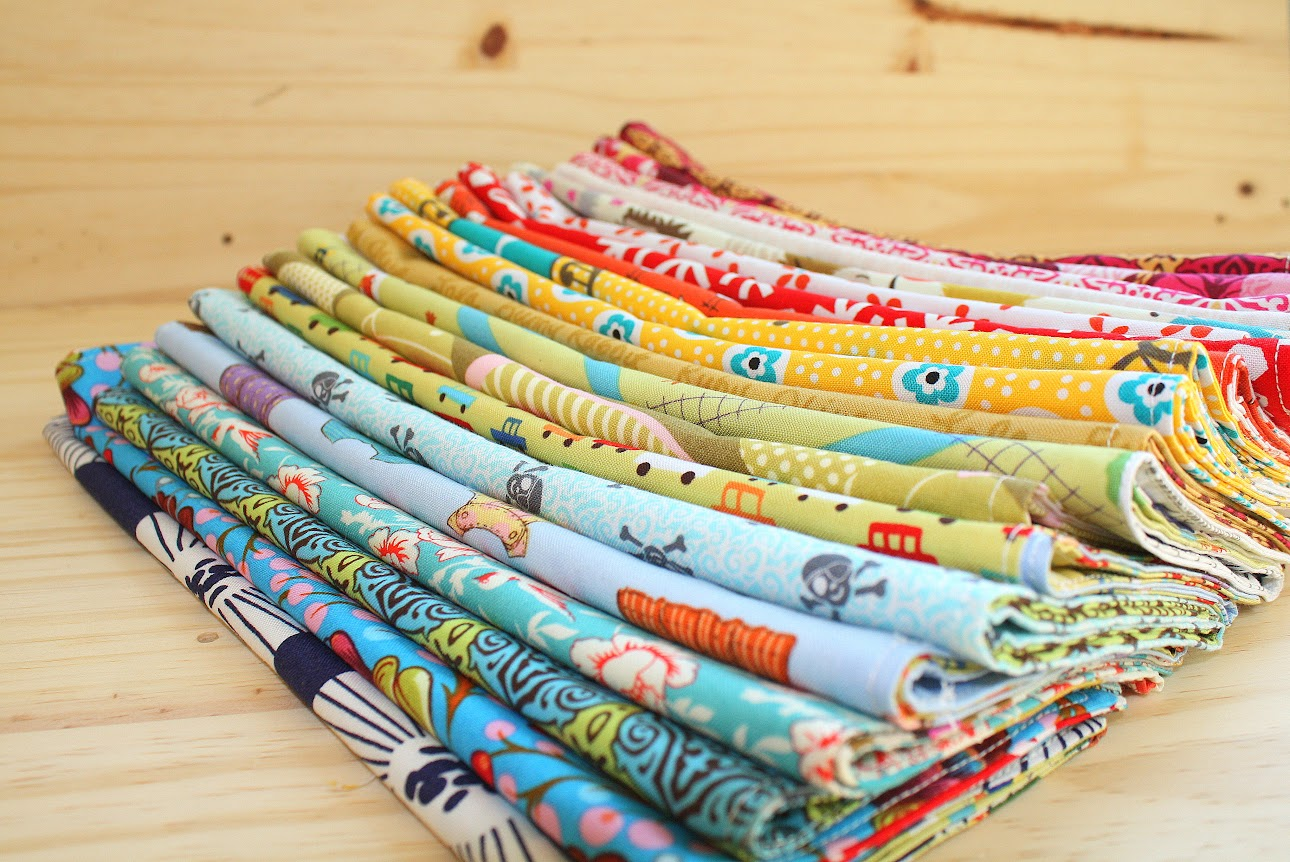 Diy Fat Quarter Projects Made With Moxie Day Three A Selfish Sewing Tutorial