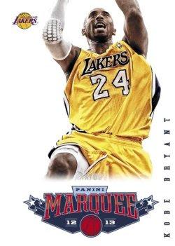 2012-13 Panini Marquee Kobe Bryant
