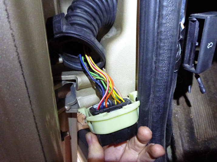 jeep wj wiring harness