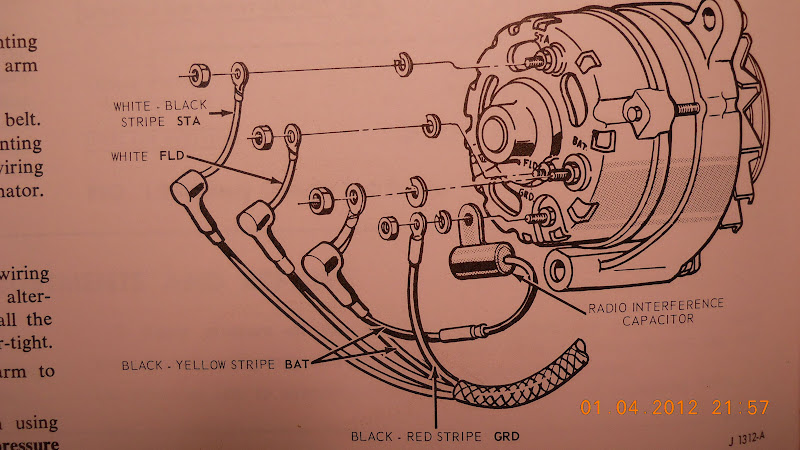 67 Ford Galaxie 500 Wiring Diagrams  1967 Ford Fairlane