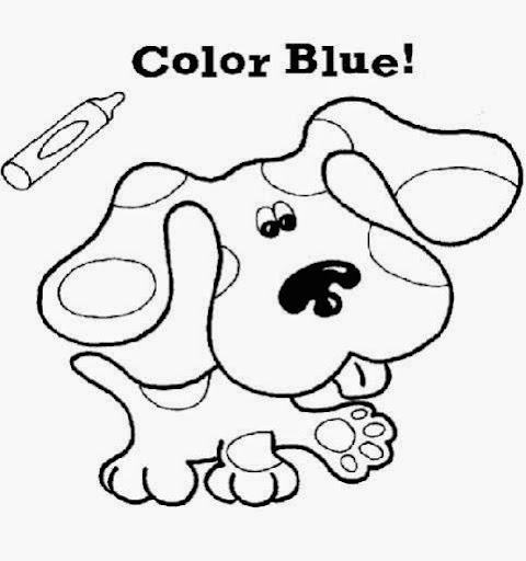 √ Nick Jr Coloring Book Coloring Pages