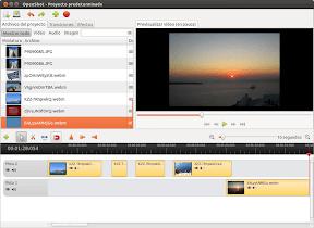 0069_OpenShot - Proyecto predeterminado