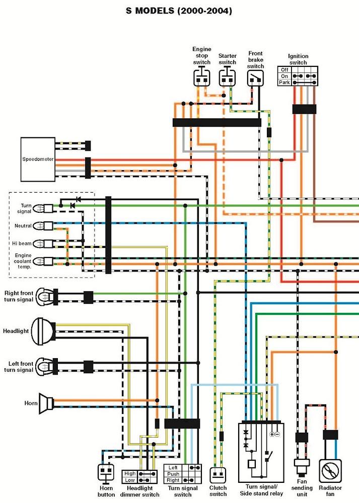 2004 suzuki drz 400 wiring diagram drz wiring diagram drz image