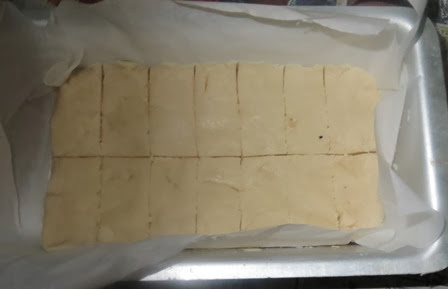 Simple Shortbread Cookies Recipe