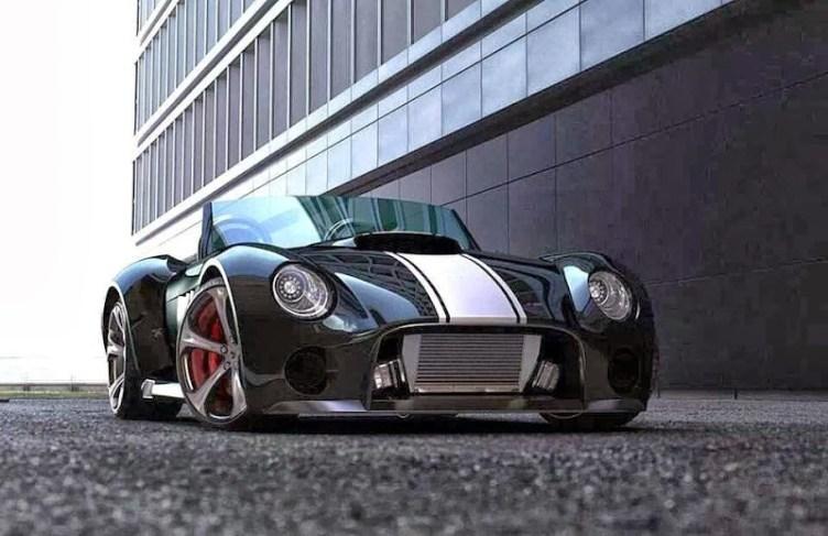 Modern Shelby Cobra