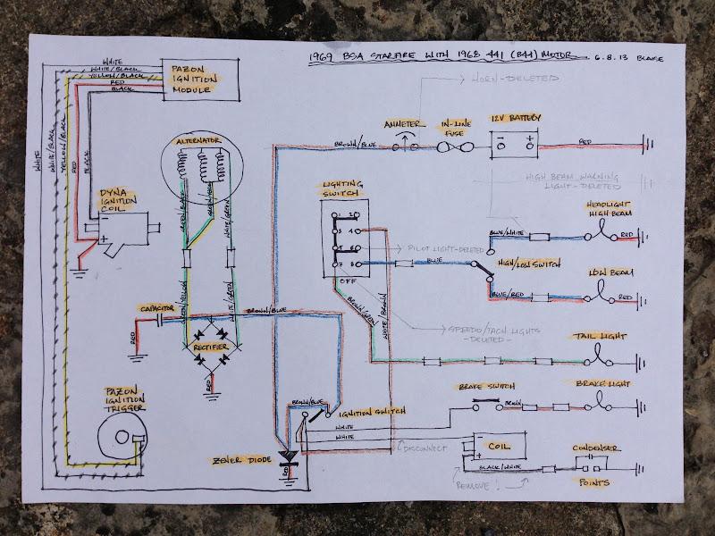 1970 Tr6 Wiring Diagrams Wiring Diagram