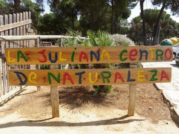 Bienvenido al Centro de Naturaleza de La Juliana
