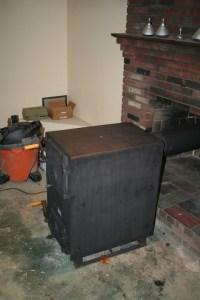 L&G Fabricators Inc. model H1 | Hand Fired Coal Stoves ...