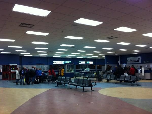 Churchill Airport