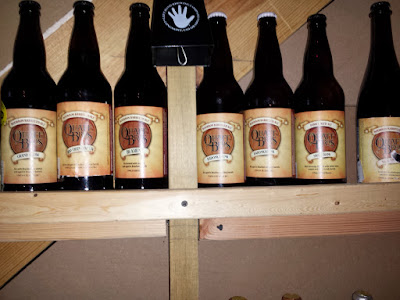 Quaff Bros cellar beer
