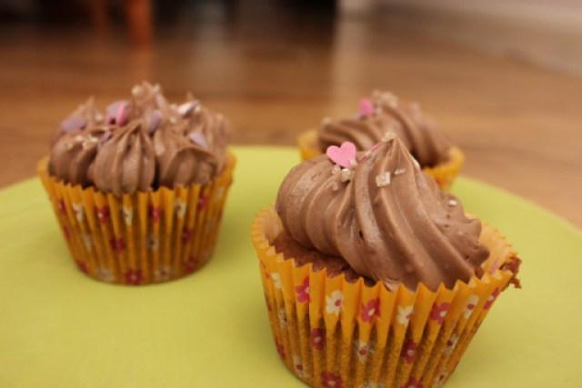Chocolate Cupcakes #Recipe