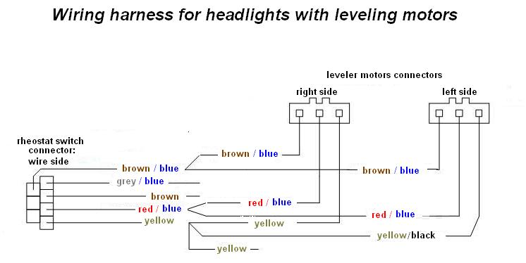 Audi Headlight Wiring Schematic - Wwwcaseistore \u2022