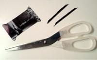 Huma says...: DIY: Earbud Holder