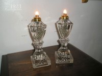 My 1923 Foursquare: Whale Oil Lamps
