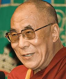 The 14th Dalai Lama, Tenzin Gyatso