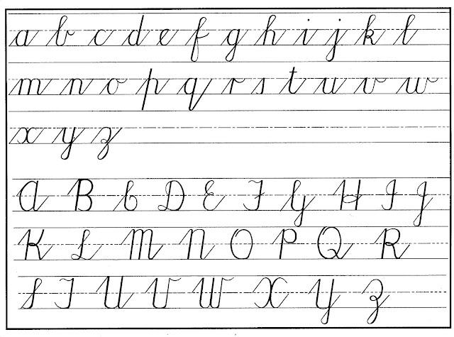 cursive fonts for tattoos