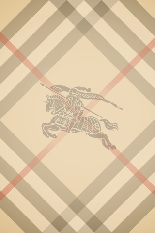 Burberry Wallpaper for iPhone - Happy iPhone