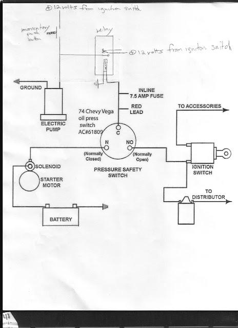 350 Chevy Electric Fuel Pump Wiring Diagram Wiring Diagram