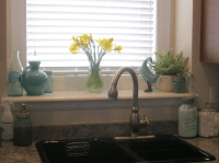 Clean Sweep - A Little Spring Decorating - Clean Mama
