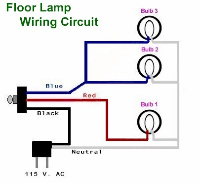 Bulb Schematic Wiring Wiring Diagram