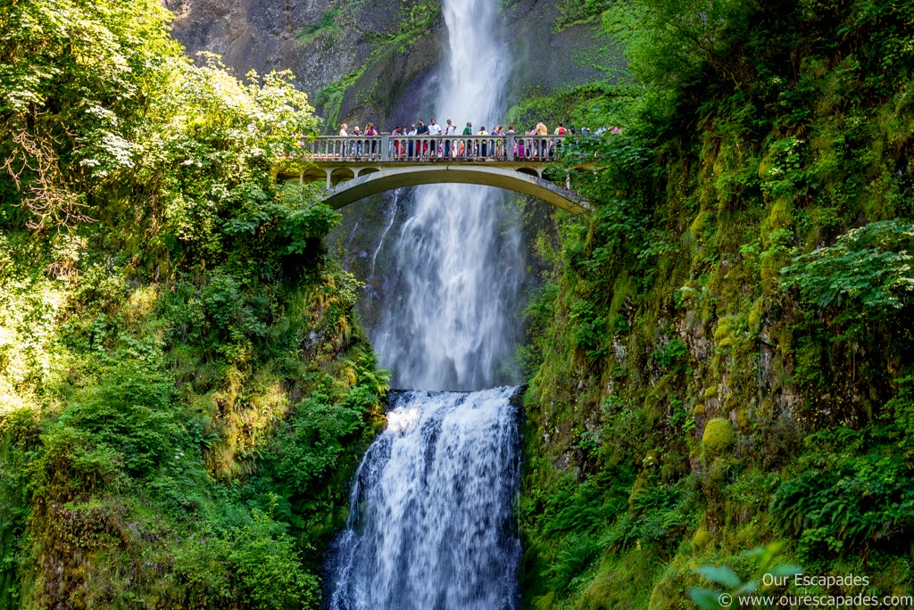 Multnomah Falls Oregon Wallpaper Multnomah Falls Our Escapades